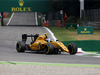GP ITALIA, 04.09.2016 - Gara, Jolyon Palmer (GBR) Renault Sport F1 Team RS16 with a broken front wing