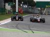 GP ITALIA, 04.09.2016 - Gara, Daniil Kvyat (RUS) Scuderia Toro Rosso STR11 e Esteban Gutierrez (MEX) Haas F1 Team VF-16