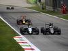 GP ITALIA, 04.09.2016 - Gara, Nico Hulkenberg (GER) Sahara Force India F1 VJM09 e Fernando Alonso (ESP) McLaren Honda MP4-31
