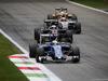 GP ITALIA, 04.09.2016 - Gara, Marcus Ericsson (SUE) Sauber C34 davanti a Jenson Button (GBR)  McLaren Honda MP4-31