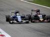 GP ITALIA, 04.09.2016 - Gara, Marcus Ericsson (SUE) Sauber C34 e Daniil Kvyat (RUS) Scuderia Toro Rosso STR11