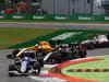 GP ITALIA, 04.09.2016 - Gara, Marcus Ericsson (SUE) Sauber C34 e Esteban Gutierrez (MEX) Haas F1 Team VF-16 davanti a Kevin Magnussen (DEN) Renault Sport F1 Team RS16 e Jenson Button (GBR)  McLaren Honda MP4-31