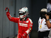 GP ITALIA, 04.09.2016 - Gara, terzo Sebastian Vettel (GER) Ferrari SF16-H