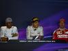 GP ITALIA, 04.09.2016 - Gara, Conferenza Stampa, Lewis Hamilton (GBR) Mercedes AMG F1 W07 Hybrid, Nico Rosberg (GER) Mercedes AMG F1 W07 Hybrid e Sebastian Vettel (GER) Ferrari SF16-H