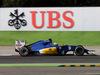 GP ITALIA, 02.09.2016 - Free Practice 2, Marcus Ericsson (SUE) Sauber C34