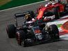 GP ITALIA, 03.09.2016 - Free Practice 3, Jenson Button (GBR)  McLaren Honda MP4-31 e Kimi Raikkonen (FIN) Ferrari SF16-H