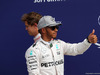 GP ITALIA, 03.09.2016 - Qualifiche, Sebastian Vettel (GER) Ferrari SF16-H e Lewis Hamilton (GBR) Mercedes AMG F1 W07 Hybrid pole position