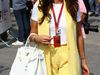 GP ITALIA, 03.09.2016 - Qualifiche, Fabiana Flosi (BRA), Wife of Bernie Ecclestone