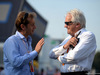 GP ITALIA, 03.09.2016 -  Jarno Trulli (ITA) e Charlie Whiting (GBR), Gara director e safety delegate