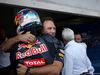 GP MALESIA, 02.10.2016 - Gara, Daniel Ricciardo (AUS) Red Bull Racing RB12 vincitore e Christian Horner (GBR), Red Bull Racing, Sporting Director