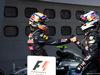 GP MALESIA, 02.10.2016 - Gara, secondo Max Verstappen (NED) Red Bull Racing RB12 e Daniel Ricciardo (AUS) Red Bull Racing RB12 vincitore