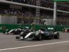 GP MESSICO, 30.10.2016 - Gara, Nico Rosberg (GER) Mercedes AMG F1 W07 Hybrid e Lewis Hamilton (GBR) Mercedes AMG F1 W07 Hybrid