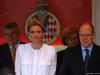 GP MONACO, 29.05.2016 - Gara, Charlène Wittstock e S.A.S. Prince Albert II