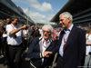GP RUSSIA, 01.05.2016 - Gara, Bernie Ecclestone (GBR), President e CEO of FOM e Marco Tronchetti Provera (ITA), Pirelli's President