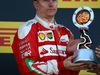 GP RUSSIA, 01.05.2016 - Gara, terzo Kimi Raikkonen (FIN) Ferrari SF16-H