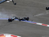 GP RUSSIA, 01.05.2016 - Gara, Crash, Esteban Gutierrez (MEX) Haas F1 Team VF-16 e Nico Hulkenberg (GER) Sahara Force India F1 VJM09