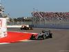 GP RUSSIA, 01.05.2016 - Gara, Lewis Hamilton (GBR) Mercedes AMG F1 W07 Hybrid davanti a Daniil Kvyat (RUS) Red Bull Racing RB12