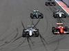 GP RUSSIA, 01.05.2016 - Gara, Valtteri Bottas (FIN) Williams FW38 e Kimi Raikkonen (FIN) Ferrari SF16-H