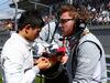 GP RUSSIA, 01.05.2016 - Gara, Rio Haryanto (IND) Manor Racing MRT05