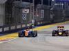 GP SINGAPORE, 18.09.2016 - Gara, Pascal Wehrlein (GER) Manor Racing MRT05 e Max Verstappen (NED) Red Bull Racing RB12