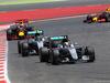 GP SPAGNA, 15.05.2016- Gara 2, Lewis Hamilton (GBR) Mercedes AMG F1 W07 Hybrid davanti a Nico Rosberg (GER) Mercedes AMG F1 W07 Hybrid