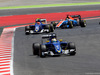 GP SPAGNA, 15.05.2016- Gara 2, Marcus Ericsson (SUE) Sauber C34 davanti a Felipe Nasr (BRA) Sauber C34