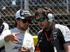 GP SPAGNA, 15.05.2016- Gara 2, Sergio Perez (MEX) Sahara Force India F1 VJM09