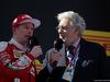 GP SPAGNA, 15.05.2016- Gara 2, secondo Kimi Raikkonen (FIN) Ferrari SF16-H e Placido Domingos (ESP)