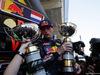 GP SPAGNA, 15.05.2016- Gara 2, Festeggiamenti, Max Verstappen (NED) Red Bull Racing RB12 vincitore