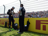 GP UNGHERIA, 24.07.2016 - Gara, Nico Hulkenberg (GER) Sahara Force India F1 VJM09