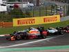 GP UNGHERIA, 24.07.2016 - Gara, Start of the race, Daniel Ricciardo (AUS) Red Bull Racing RB12, Lewis Hamilton (GBR) Mercedes AMG F1 W07 Hybrid e Nico Rosberg (GER) Mercedes AMG F1 W07 Hybrid