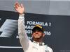 GP UNGHERIA, 24.07.2016 - Gara, Lewis Hamilton (GBR) Mercedes AMG F1 W07 Hybrid vincitore