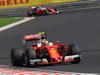 GP UNGHERIA, 24.07.2016 - Gara, Kimi Raikkonen (FIN) Ferrari SF16-H davanti a Sebastian Vettel (GER) Ferrari SF16-H