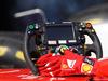 GP UNGHERIA, 24.07.2016 - Gara, Ferrari steering wheel