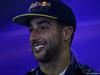 GP USA, 23.10.2016 - Gara, Conferenza Stampa, Daniel Ricciardo (AUS) Red Bull Racing RB12