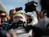 GP USA, 23.10.2016 - Gara, Lewis Hamilton (GBR) Mercedes AMG F1 W07 Hybrid vincitore