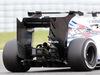 TEST F1 BARCELLONA 17 MAGGIO, Williams F1 Team, rear wing 17.05.2016.