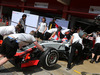 TEST F1 BARCELLONA 17 MAGGIO, Romain Grosjean (FRA), Haas F1 Team  17.05.2016.
