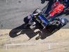 TEST F1 BARCELLONA 1 MARZO, The Scuderia Toro Rosso STR11 of Max Verstappen (NLD) Scuderia Toro Rosso in the pits. 01.03.2016.