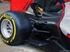 TEST F1 BARCELLONA 22 FEBBRAIO, Haas VF-16 rear suspension e floor detail. 22.02.2016.