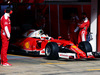 TEST F1 BARCELLONA 22 FEBBRAIO, Sebastian Vettel (GER)  Ferrari SF16-H leaves the pits. 22.02.2016.