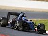 TEST F1 BARCELLONA 23 FEBBRAIO, Max Verstappen (NLD) Scuderia Toro Rosso STR11. 23.02.2016.