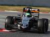 TEST F1 BARCELLONA 24 FEBBRAIO, Nico Hulkenberg (GER) Sahara Force India F1 VJM09. 24.02.2016. F
