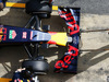 TEST F1 BARCELLONA 24 FEBBRAIO, Daniil Kvyat (RUS) Red Bull Racing RB12 - front wing e front suspension detail. 24.02.2016.