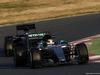 TEST F1 BARCELLONA 24 FEBBRAIO, Lewis Hamilton (GBR) Mercedes AMG F1 W07 Hybrid davanti a Carlos Sainz Jr (ESP) Scuderia Toro Rosso STR11. 24.02.2016.