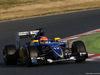 TEST F1 BARCELLONA 24 FEBBRAIO, Felipe Nasr (BRA) Sauber C34. 24.02.2016.