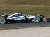 TEST F1 BARCELLONA 24 FEBBRAIO, Lewis Hamilton (GBR) Mercedes AMG F1 W07 Hybrid. 24.02.2016.