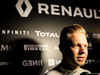 TEST F1 BARCELLONA 24 FEBBRAIO, Kevin Magnussen (DEN) Renault Sport F1 Team With the media. 24.02.2016.