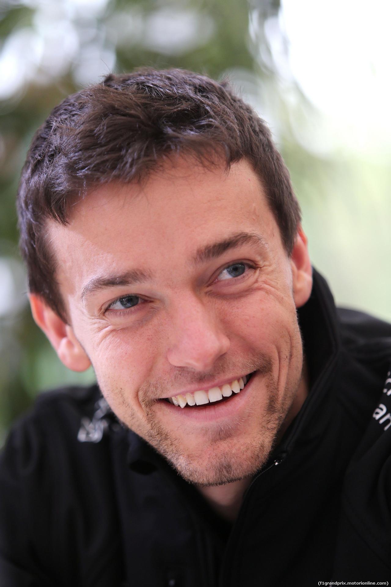 TEST F1 BARCELLONA 24 FEBBRAIO, Jolyon Palmer (GBR), Renault Sport F1 Team  24.02.2016.