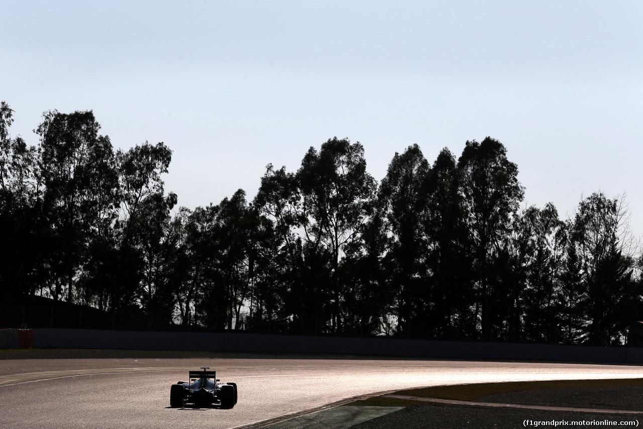 TEST F1 BARCELLONA 24 FEBBRAIO, Carlos Sainz (ESP), Scuderia Toro Rosso  24.02.2016.